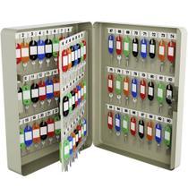 Armário Organizador de Chaves (Claviculário) com Capacidade para 90 chaveiros Ref. TS90 Menno -