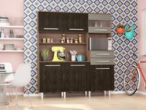Armário para Cozinha Suprema Gold Montana Carvalho - Madine Móveis -