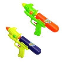 Arminha de Água Lançador Flix de 30cm e 400ML de Capacidade - Kit com 2 Unidades - Cim Toys