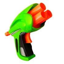 Arminha de Brinquedo Infantil Tiro ao Alvo com Munições de Espuma Verde - Barcelona