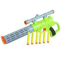 Arminha de Brinquedo Lança Dardos C/ 6 Dardos - Bojun Toys