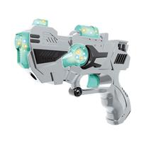 Arminha Espacial De Brinquedo Com Som E Luz Colorida - Barrettomegastore
