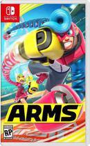 Arms Switch Midia Fisica - Nintendo