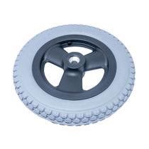 Aro 12 1/2 X 1/4 Nylon, com pneu maciço p/ Cadeira de Rodas - Freedom