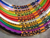Aro 26 1.1\2 x 2 Vzan Aero Escape260 V-brake Cores Par -