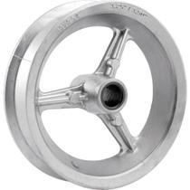 """Aro de alumínio 8"""" com bucha para pneus de 3,25"""" ou 3,50"""" - Nove54 -"""