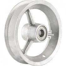 """Aro de alumínio 8"""" com rolamento para pneus 325 ou 350 Nove54 -"""