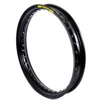 Aro de Roda Aluminio Preto Fosco 2.15 X 17 Fabreck -