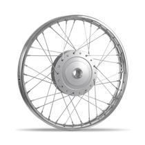 Aro de Roda Dianteiro 17 X 140 Completo Pro Tork Biz 100 1998 à 2005 -