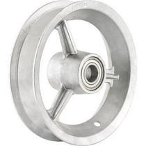 """Aro Roda de Alumínio 8"""" com Rolamento 6205 Nove54 -"""