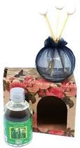 Aromatizador Para Ambiente Piccolo Spazio Vidro - Bamboo Blend 120 ml - Automóveis - Natural company