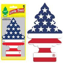 Aromatizante Cheirinho Little Trees 100% Usa Pride Original - Gastaki