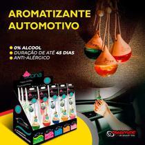 Aromatizante para Carro ONA fragância Azahar - flor de laranjeira vidro 6ml -