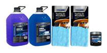 Aromatizante Para Carros Ambientes E Limpa Vidros Vonixx -