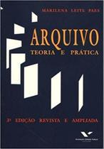 Arquivo: teoria e prática - FGV
