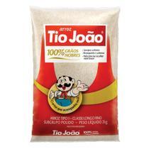 Arroz Tio João 100% Grãos Nobres - 2kg -