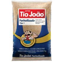 Arroz Tio João Parbolizado - 1kg -