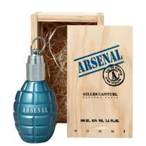 Arsenal Blue 100ml Eau de Parfum  Perfume Masculino -