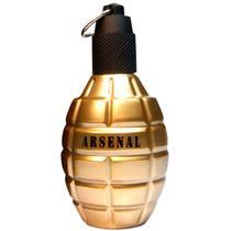 Arsenal Gold Eau de Parfum - Perfume Masculino 100ml -