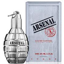 Arsenal Platinum Eau de Parfum - Perfume Masculino 100ml -