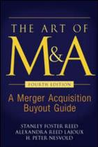 Art of m&a, the - 4th ed - Mhp - Mcgraw Hill Professional -