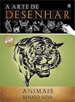 Arte de desenhar, a - animais - Editora criativo