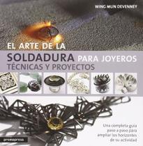 Arte de la soldadura para joyeros. técnicas y proyectos - Zamboni -