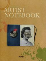 Artist Notebook - Monsa -