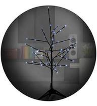 Árvore Abajur Led Decoração Luminária Natal Branco Frio 220v - West