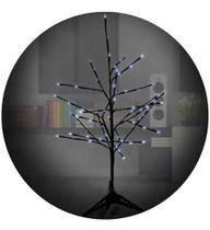 Árvore Abajur Led Decoração Luminária Natal Branco Frio110v - West
