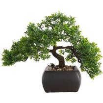 Árvore Bonsai Artificial 23cm - Just Home Collection
