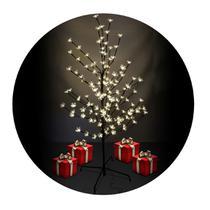 Arvore Cerejeira 144L Branco Quente - Azy Comercial