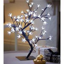 Arvore cerejeira 48l branco frio - Azy Comercial