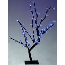 Árvore Cerejeira 60 Leds Azul 127 volts NTD4560A127V - Rio de Ouro -