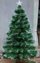Árvore de Natal de Led e Fibra Óptica 90CM Bivolt - Multiart