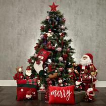 Árvore de Natal Natal Snow 210cm - Etna