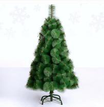 Arvore De Natal Pinheiro Luxo Verde 1,20m Premium Decoração - Casambiente