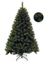 Arvore natal pinheiro verde 120cm/300galhos centro oes - C.O