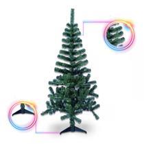 Árvore Natal Verde 90 CM 85 Galhos Pinheirinho Pinheiro - Ci