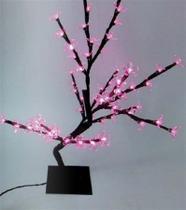 Árvore pisca-pisca cerejeira led rosa (ntd45371) - wincy -