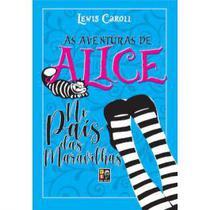 As aventuras de alice no pais das maravilhas - Pé Da Letra