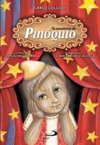 As aventuras de Pinóquio - Paulus -