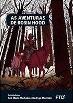 As Aventuras de Robin Hood - Ftd -