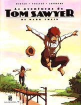 As Aventuras de Tom Sawyer - Salamandra - -