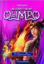 As Garotas do Olimpo. A Chama dos Deuses Paperback Kedros, Elena - Fundamento
