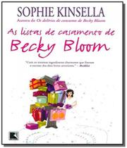 As Listas De Casamento De Becky Bloom - Record