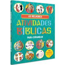 As Melhores Atividades Bíblicas Para Crianças - CPAD -