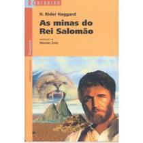 As Minas do Rei Salomão - Col. Reencontro - 11ª Edição 2003 - Scipione