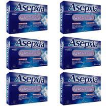 Asépxia Sabonete Adstringente Cremoso 90g (Kit C/06) -