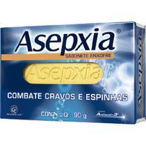Asepxia Sabonete Antiacne Enxofre Ação Antioleosidade 80g -